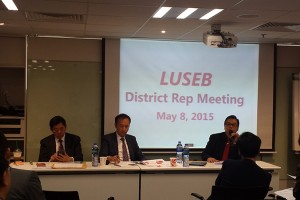 Luseb District Representatives Meeting